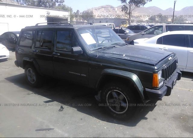 Inventory #384077338 1996 JEEP Cherokee