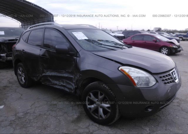 Inventory #530031131 2009 Nissan ROGUE