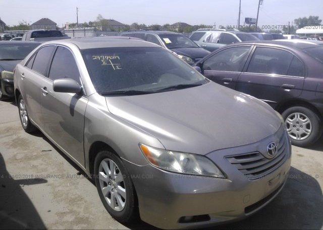 Inventory #498506653 2007 Toyota CAMRY NEW GENERAT
