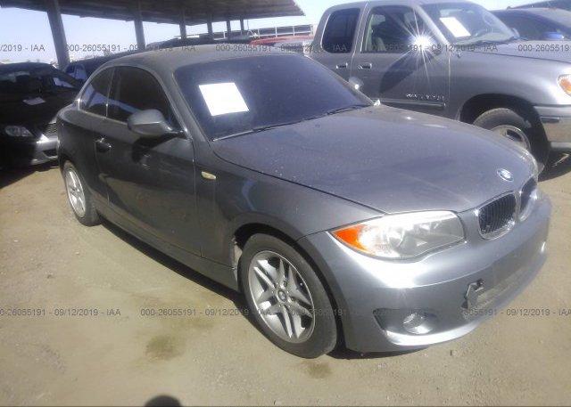 Inventory #615081901 2012 BMW 128
