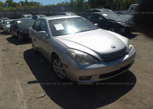 Inventory #494856564 2002 Lexus ES