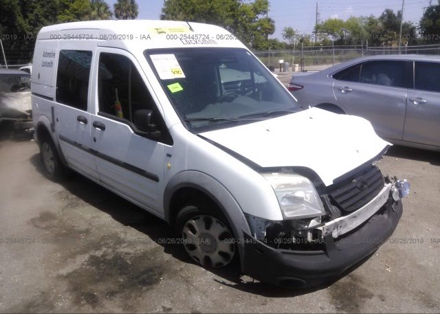 Inventory #824158407 2013 FORD TRANSIT CONNECT