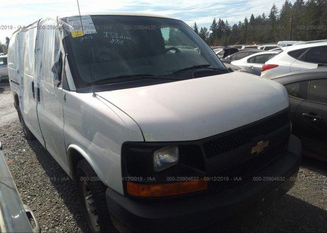 Inventory #368582799 2011 Chevrolet EXPRESS G2500
