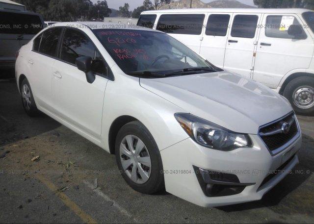 Inventory #569459844 2015 Subaru IMPREZA