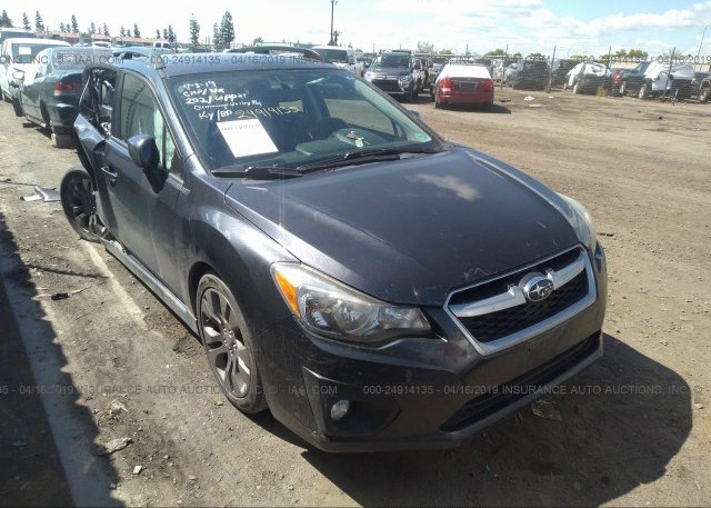 Inventory #882365246 2013 Subaru IMPREZA