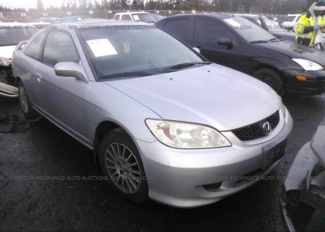 Inventory #887995542 2005 Honda CIVIC