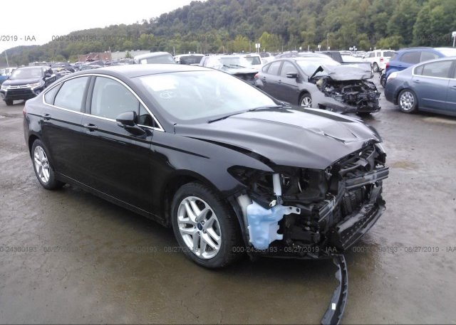 Inventory #369767652 2014 FORD FUSION