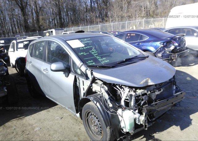 Inventory #851168515 2014 Nissan VERSA NOTE