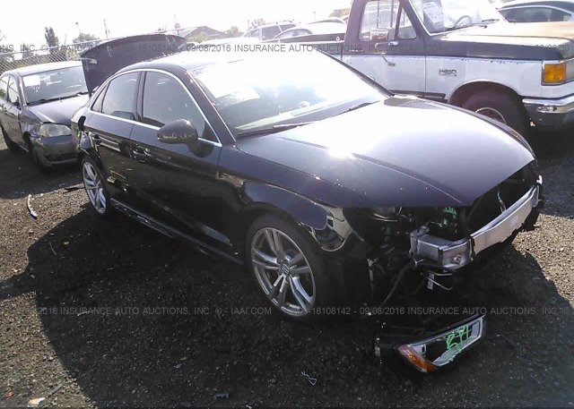 Bidding Ended On Waubfgff2f1076718 Salvage Audi S3 At Culpeper