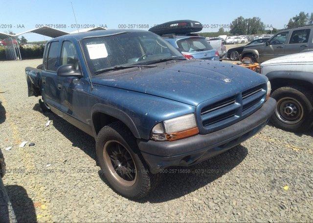 Inventory #915260869 2003 Dodge DAKOTA