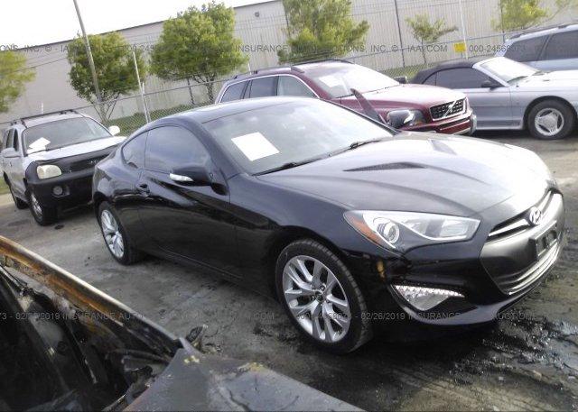 Inventory #665468897 2013 Hyundai GENESIS COUPE