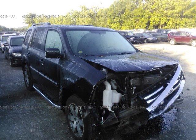 Inventory #243462783 2013 Honda PILOT
