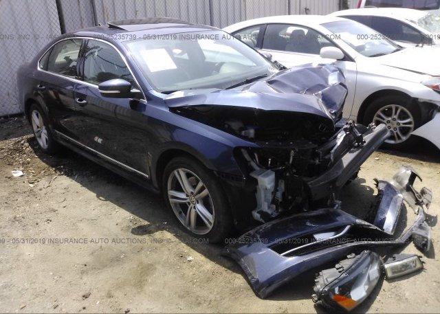 Inventory #164992900 2015 Volkswagen PASSAT