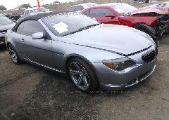 2004 BMW 645
