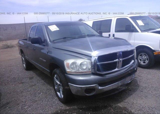 Inventory #263102060 2006 Dodge RAM 1500