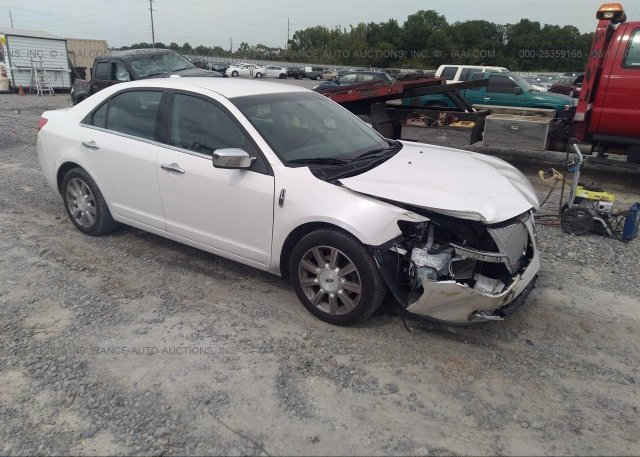 Inventory #639365072 2011 Lincoln MKZ