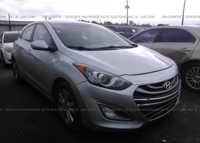 Inventory #583829669 2014 Hyundai ELANTRA GT