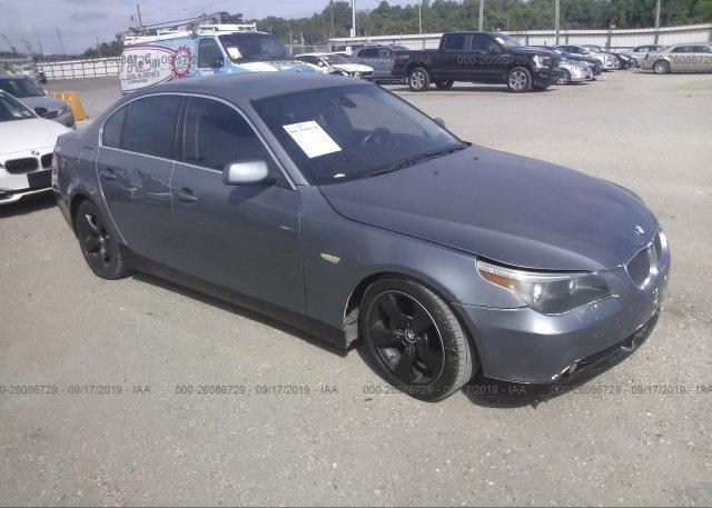 Inventory #831460710 2007 BMW 525