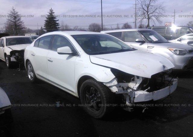 Inventory #418697626 2011 Buick LACROSSE