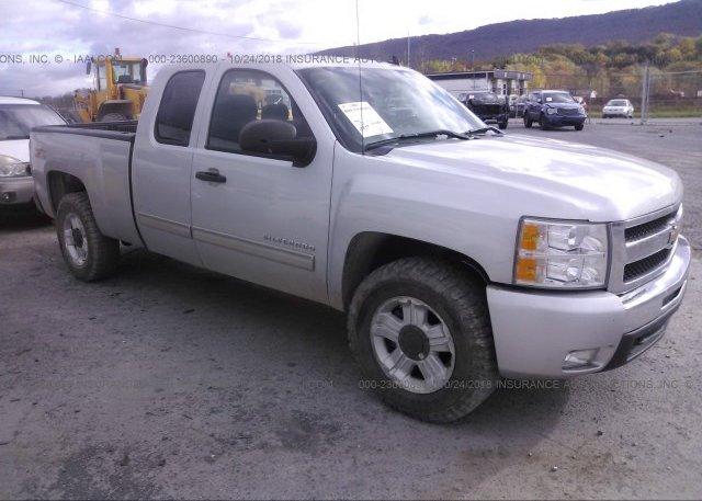 Inventory #961565340 2011 Chevrolet SILVERADO