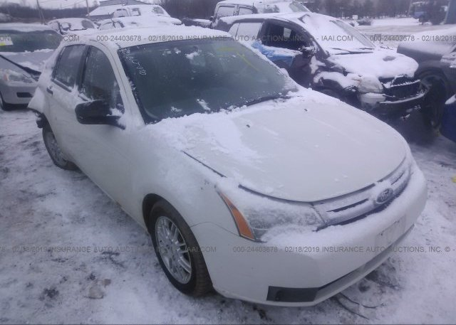 Inventory #834478190 2009 FORD FOCUS