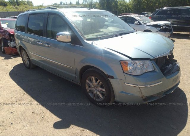 Inventory #131887450 2008 Chrysler TOWN & COUNTRY