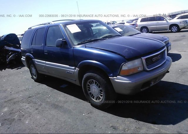 Inventory #848014125 2000 GMC JIMMY / ENVOY