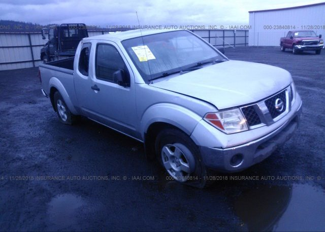 Inventory #413250338 2005 Nissan FRONTIER