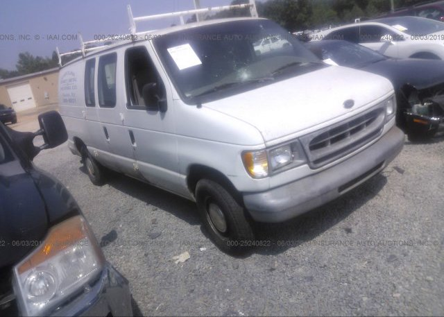 Inventory #415050024 2000 FORD ECONOLINE