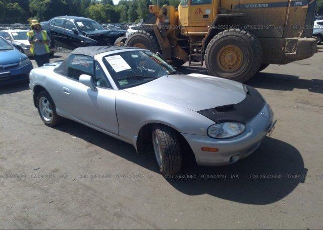 Inventory #744197004 2000 Mazda MX-5 MIATA
