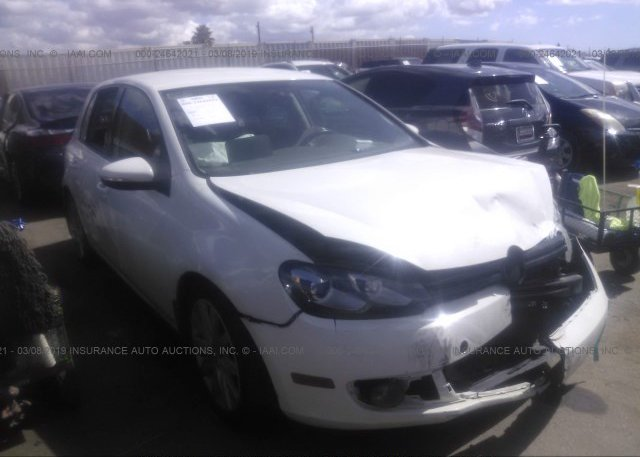 Inventory #803446040 2011 Volkswagen GOLF