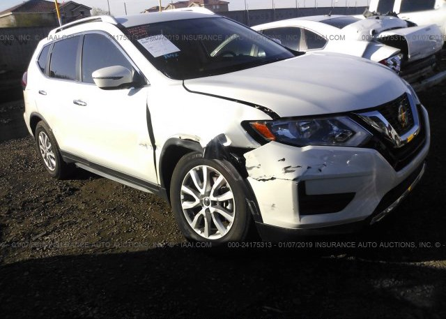 Inventory #768631131 2018 NISSAN ROGUE