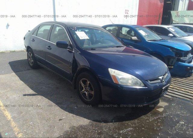 Inventory #552948296 2004 Honda ACCORD