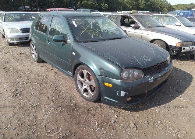 Inventory #710392745 2001 Volkswagen GOLF