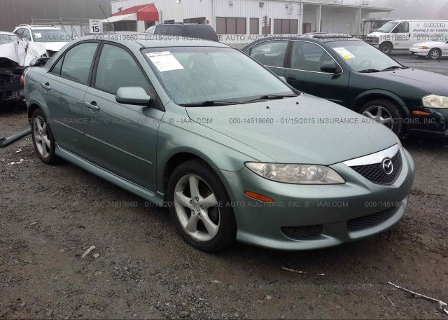 Inventory #280332733 2004 Mazda 6