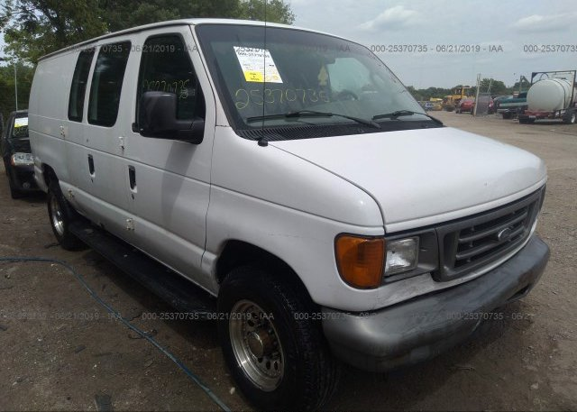 Inventory #411128815 2007 FORD ECONOLINE