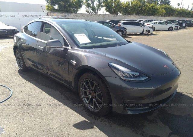 Inventory #672251621 2018 Tesla MODEL 3