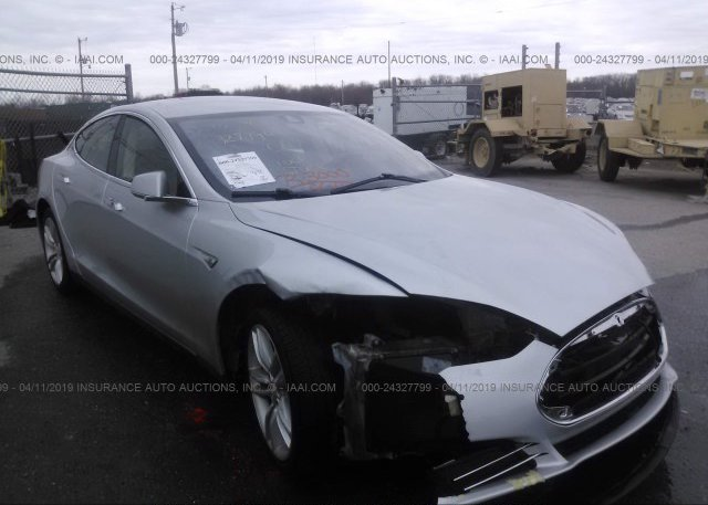Inventory #795072128 2014 Tesla MODEL S
