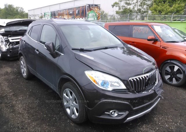 Inventory #892117705 2014 Buick ENCORE