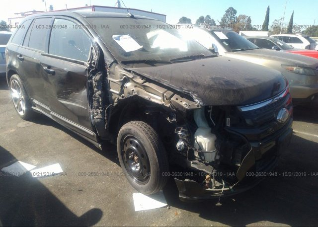 Inventory #282460147 2011 FORD EDGE