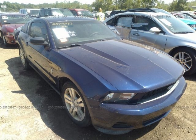 Inventory #375028548 2011 FORD MUSTANG