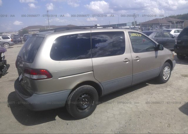 2002 Toyota SIENNA - 4T3ZF19C52U463095