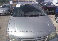 2002 Toyota SIENNA - 4T3ZF19C52U463095 detail view