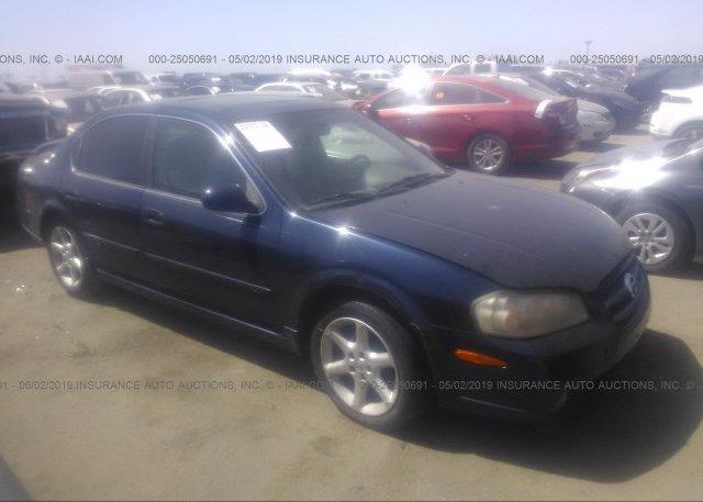 Inventory #351229655 2003 Nissan MAXIMA
