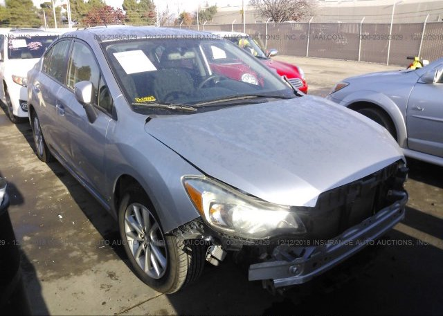 Inventory #916813425 2013 Subaru IMPREZA