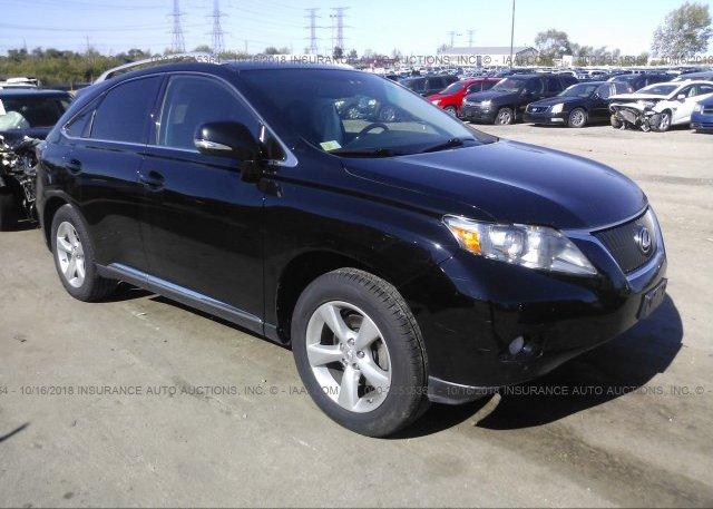Inventory #495961688 2011 Lexus RX