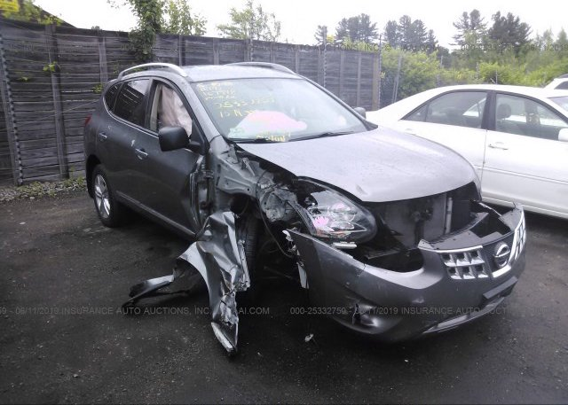 Inventory #465526345 2015 Nissan ROGUE SELECT