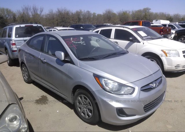 Inventory #246412407 2012 Hyundai ACCENT