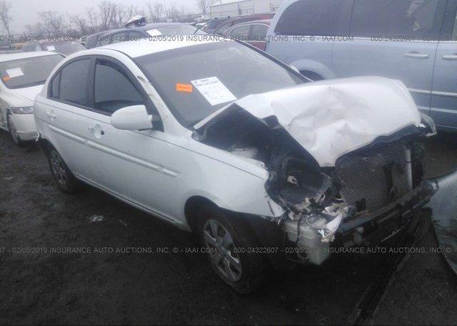 Inventory #616167900 2009 Hyundai ACCENT