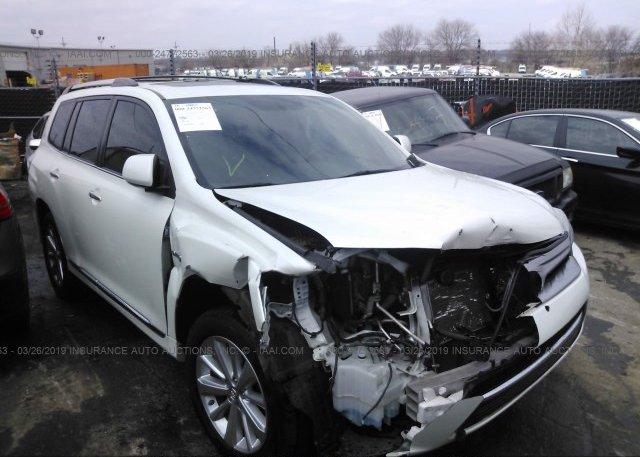 Inventory #690194301 2013 Toyota HIGHLANDER